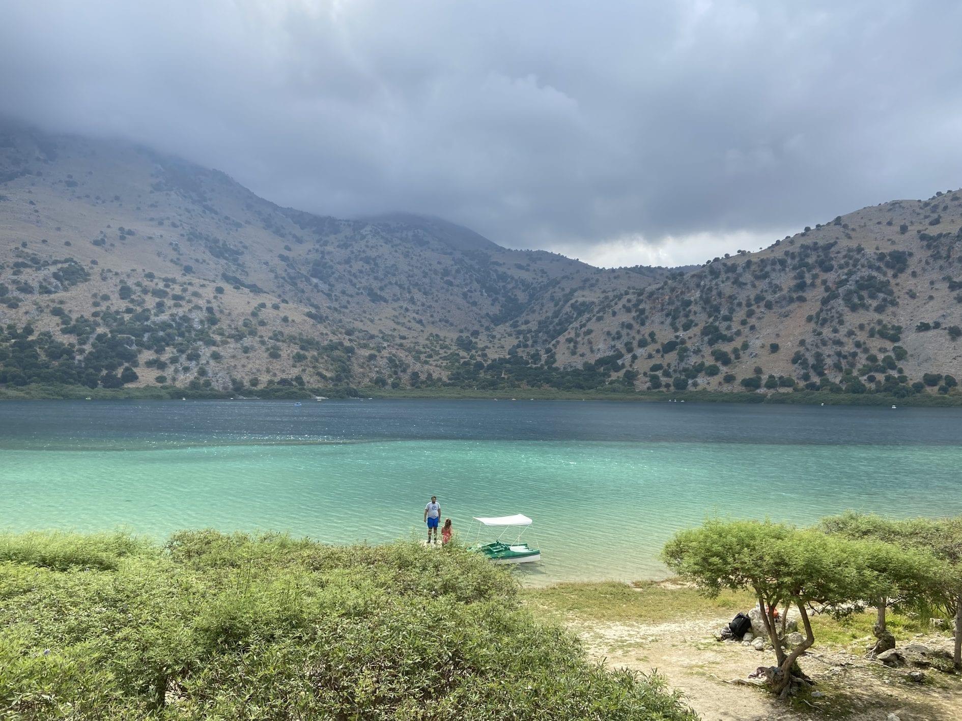 אגם קורנס כרתים