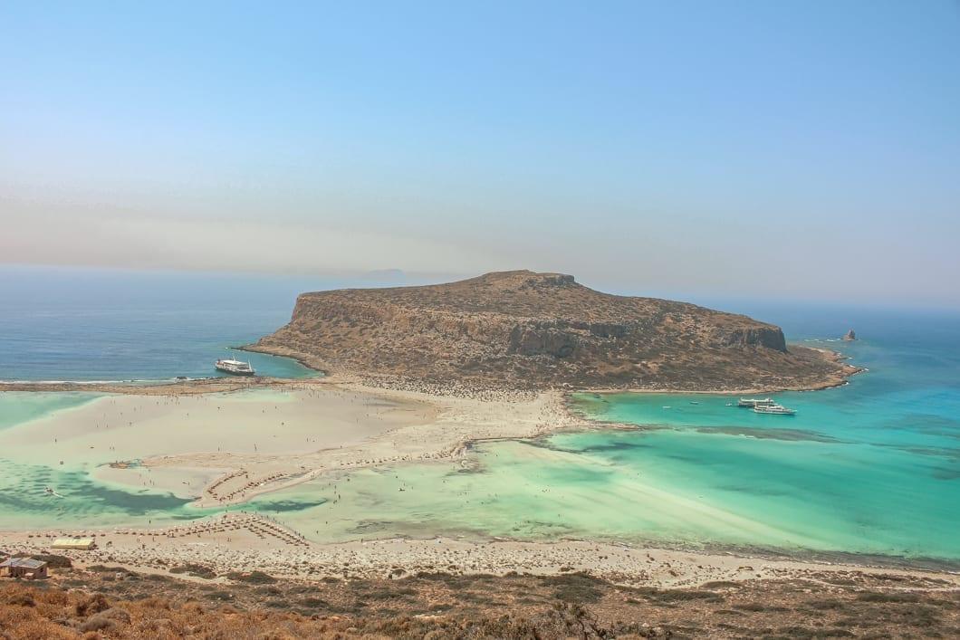 חוף באלוס כרתים