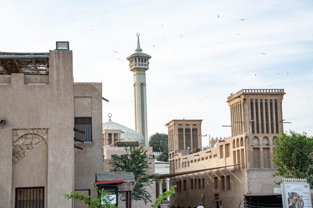 העיר העתיקה בדובאי
