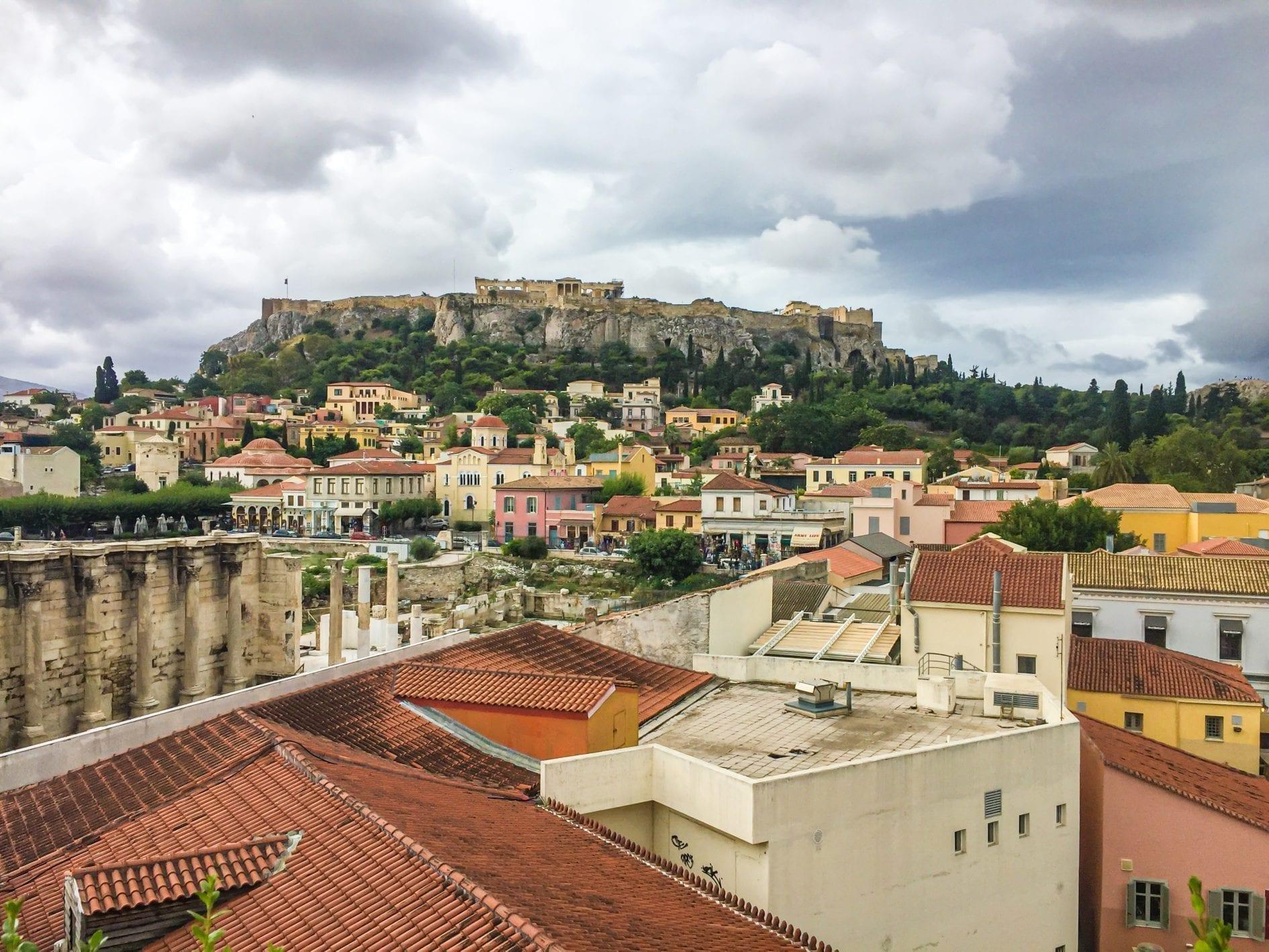 אתונה המלצות