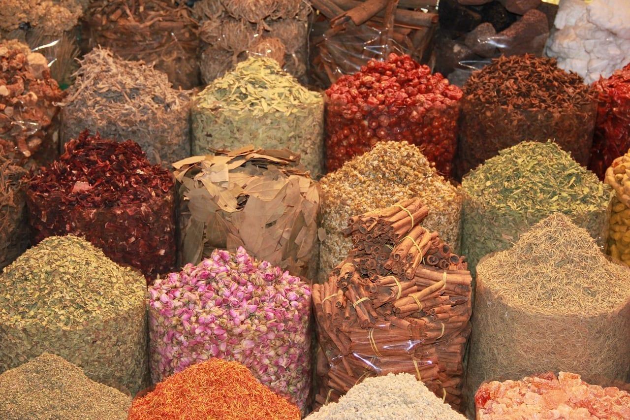 שווקים בדובאי