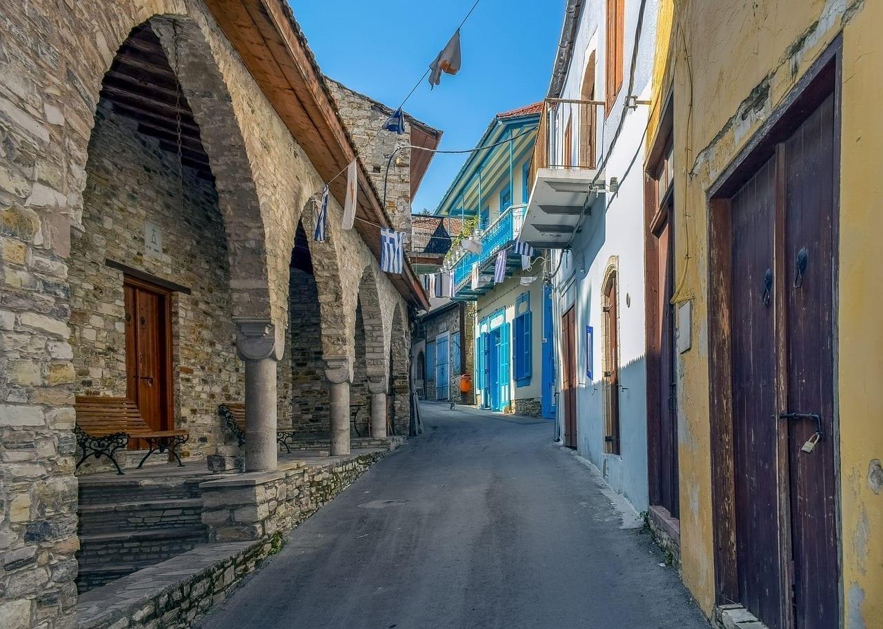 הכפר פאנו לפקארה, חופשה בקפריסין