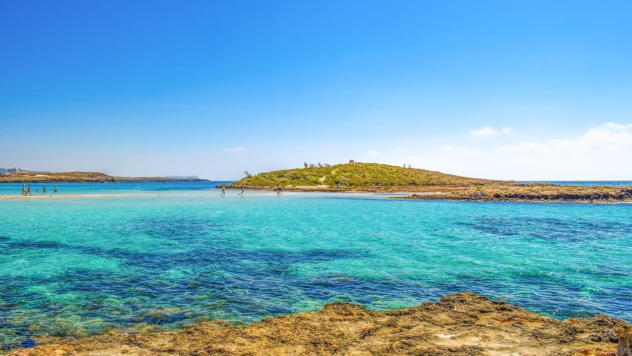 חופשה בקפריסין, חופים בקפריסין