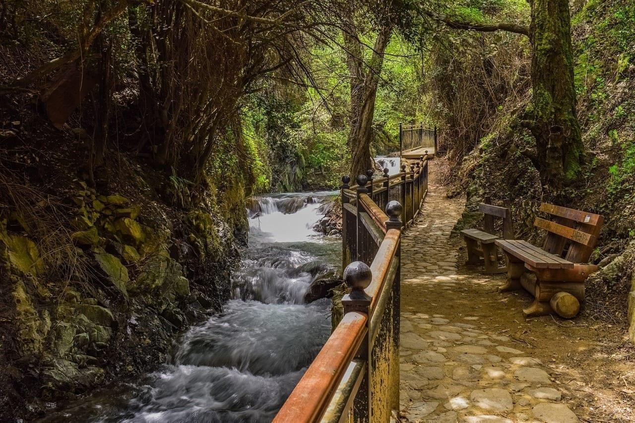 הכפר קקופטאריה, חופשה בקפריסין היוונית