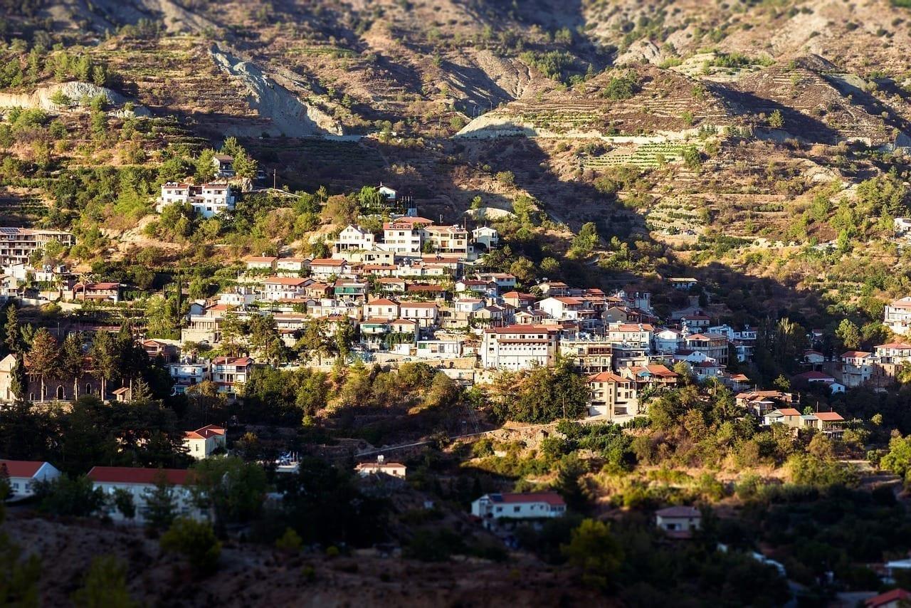 הכפר אגרוס, נופש בקפריסין